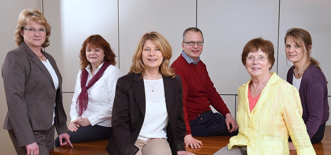 Team Steuerberatung Nawrot Slider
